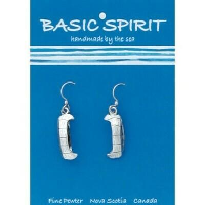 Canoe Earrings - Basic Spirit