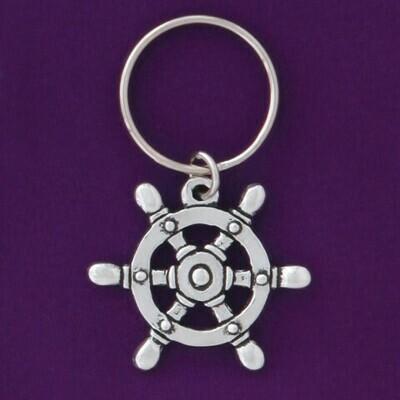 Captain Wheel Keychain - Basic Spirit