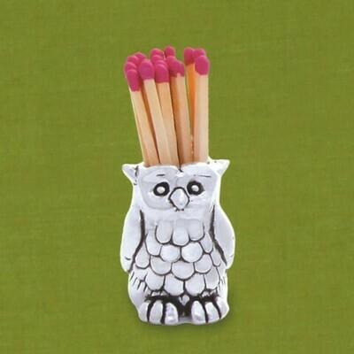 Owl Toothpick Holder - Basic Spirit