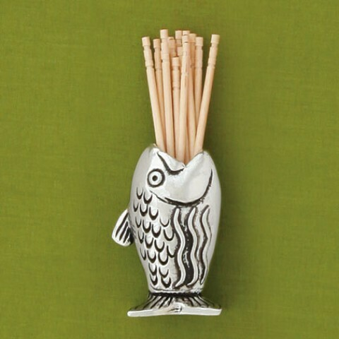 Fish Toothpick Holder - Basic Spirit