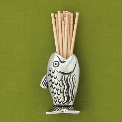 Fish Toothpick Holder - Basic Spirit