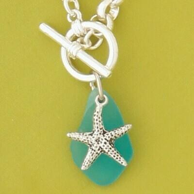 Starfish Charm Bracelet - Basic Spirit