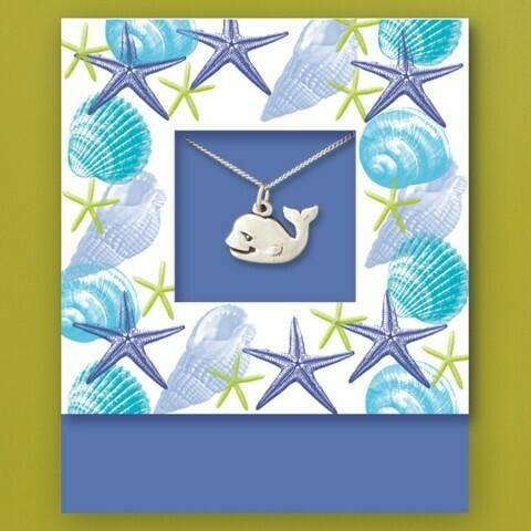 Whale Sea Card - Basic Spirit