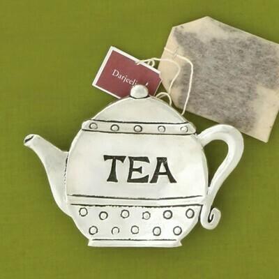 Teapot Teabag Holder - Basic Spirit