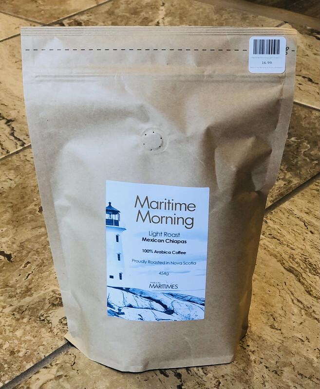 Maritime Morning Light Roast Coffee