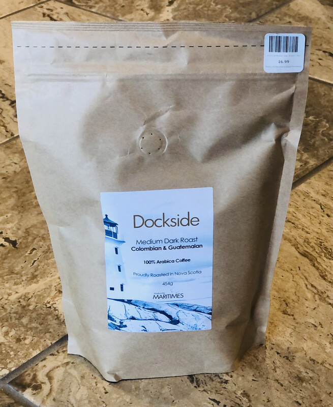 Dockside Medium Dark Roast Coffee