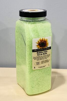 Bubble Salt - Green Apple