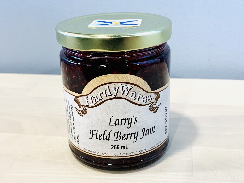 HardyWares Larry's Field Berry Jam