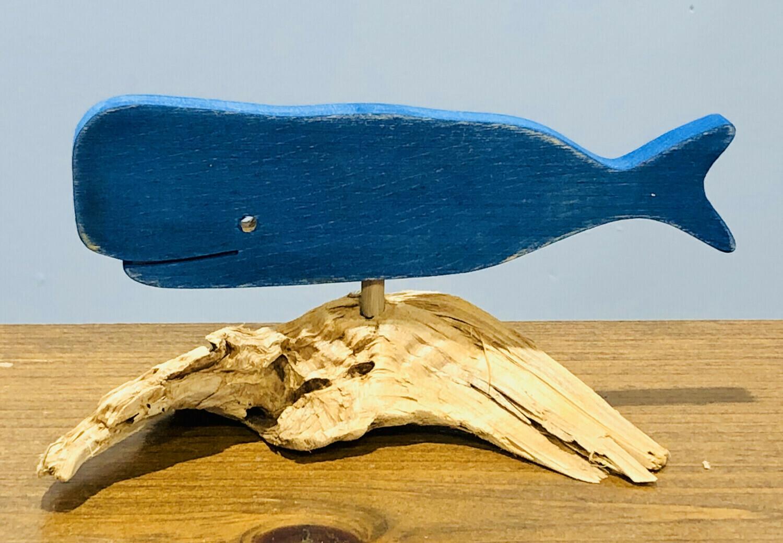 Dark Blue Whale - Jerry Walsh