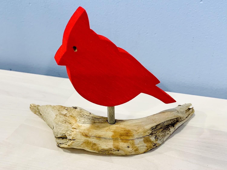 Cardinal - Jerry Walsh