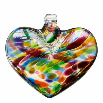 Multi Heart - Festive Multi 3
