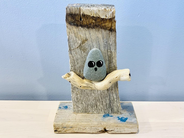 Stone Owl - Jerry Walsh