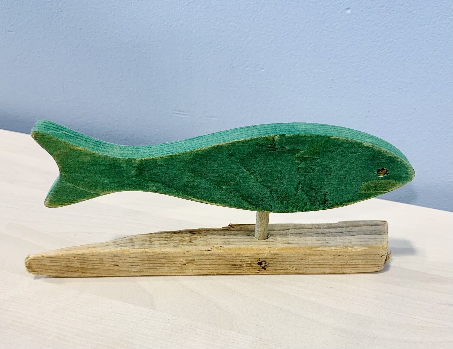 Green Fish - Jerry Walsh