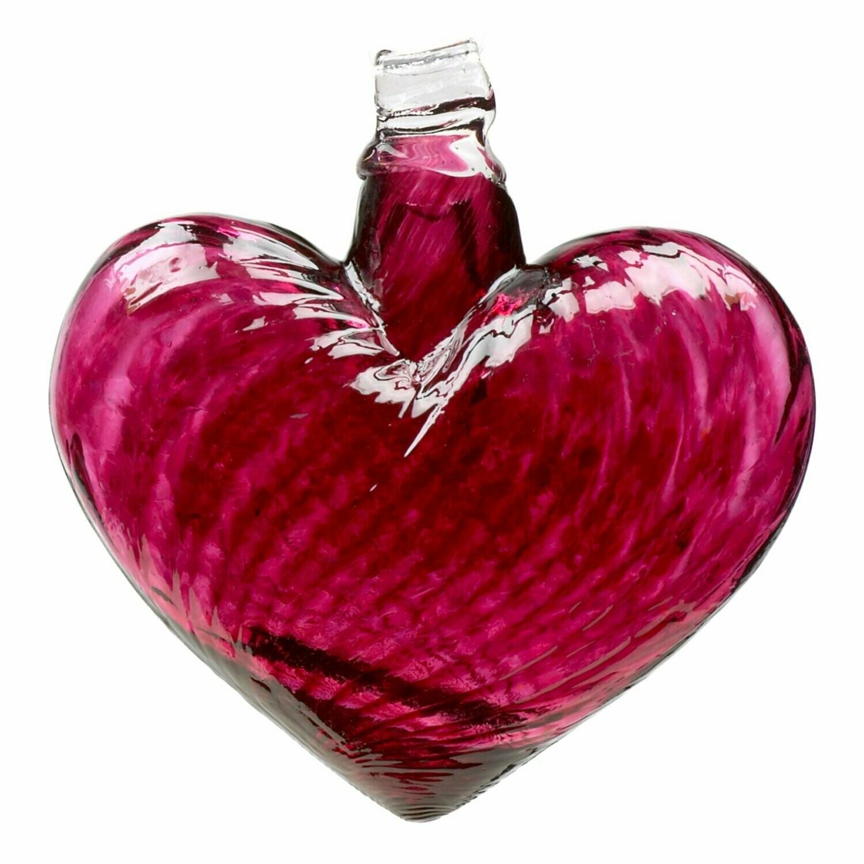 """Heart - Pink 3"""""""