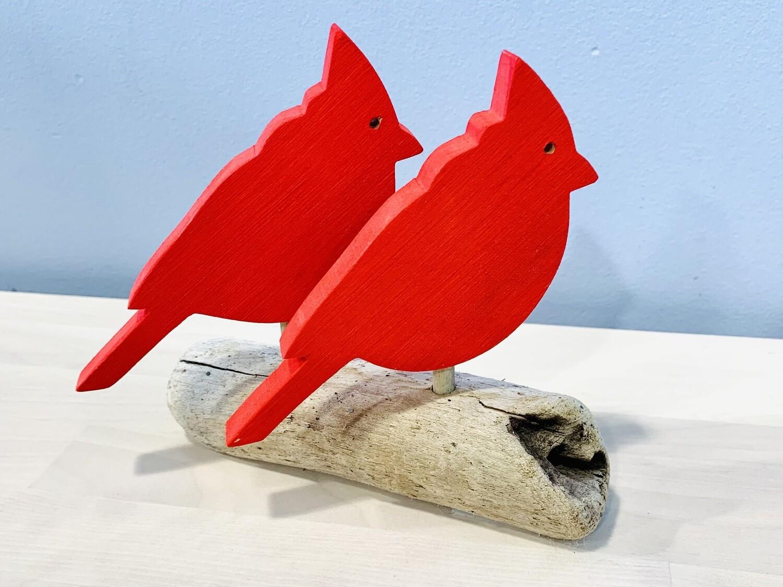 Cardinal Duo - Jerry Walsh