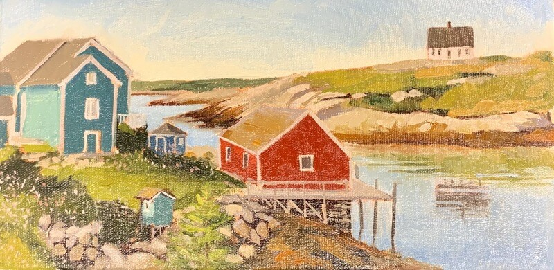 Peggy's Cove Summer