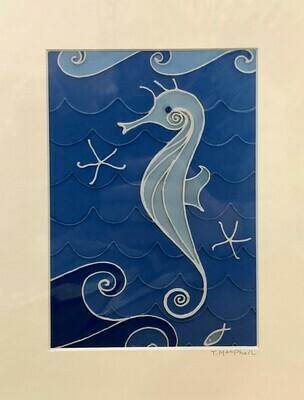 Seahorse Blues - Krooked House