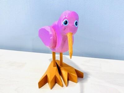 Pink Timberdoodle