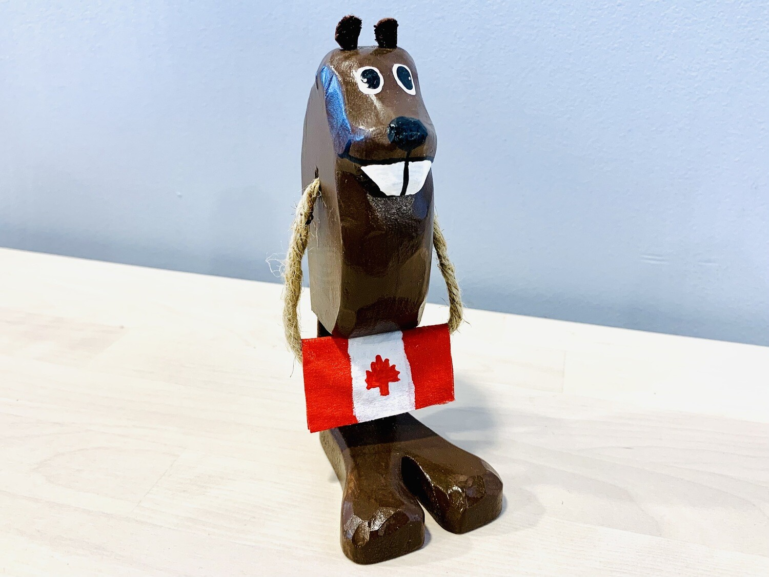 Canada Flag Beaver Timberdoodle