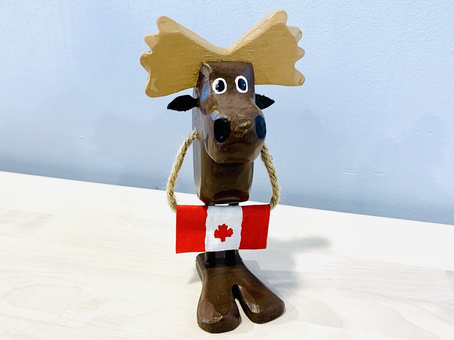Canada Flag Moose Timberdoodle