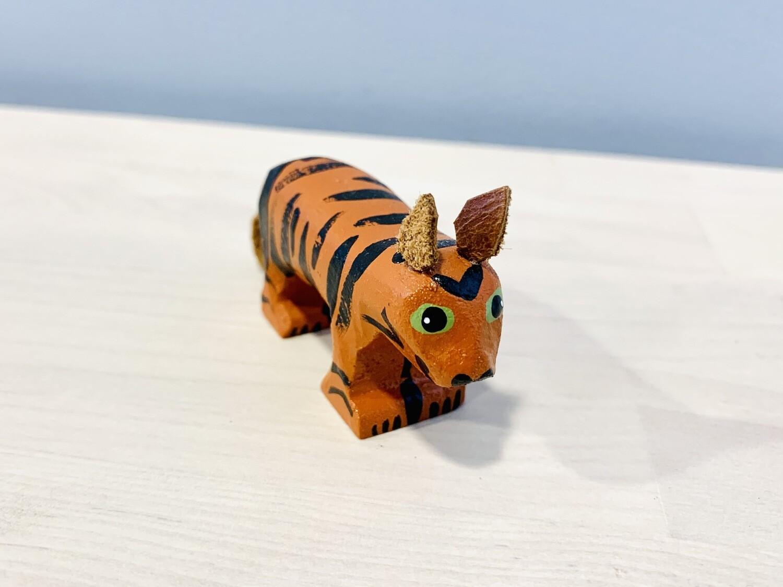 Tiger Timberdoodle
