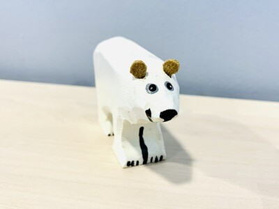 Polar Bear Timberdoodle