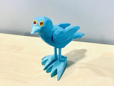 Blue Robin Timberdoodle