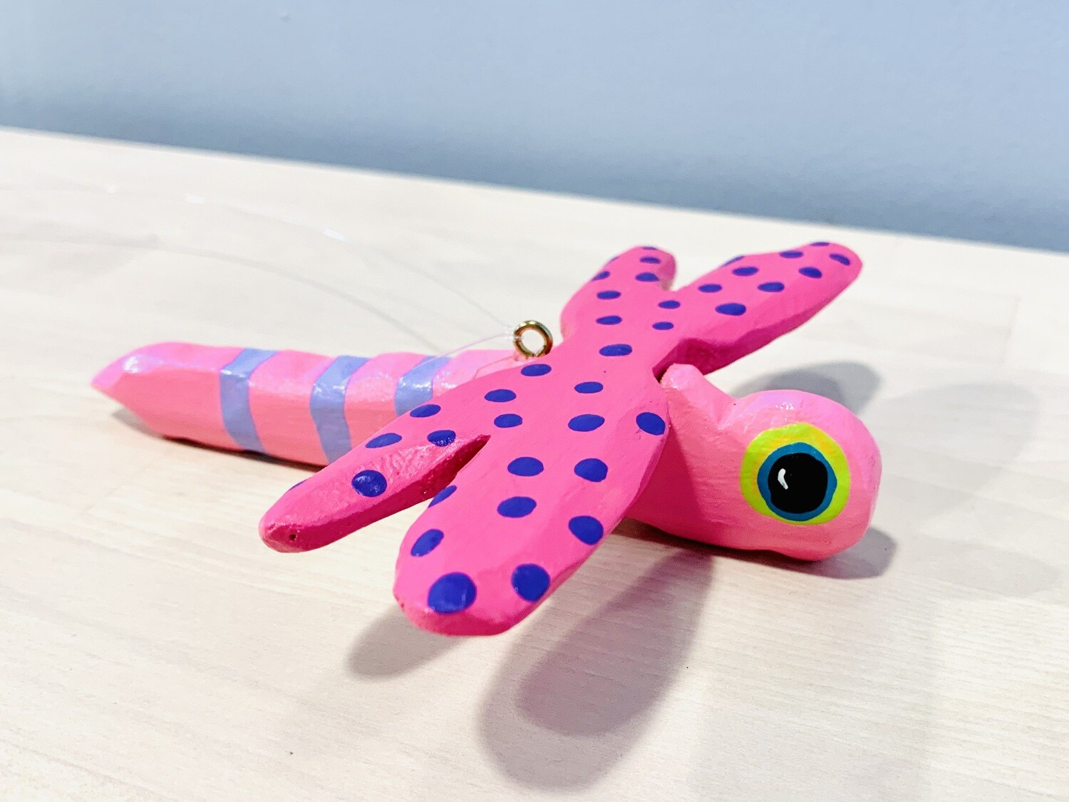 Pink Dragonfly Timberdoodle
