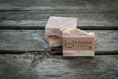 Tea Tree Lavender - Rustik Soap