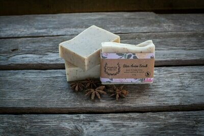 Star Anise Scrub - Rustik Soap