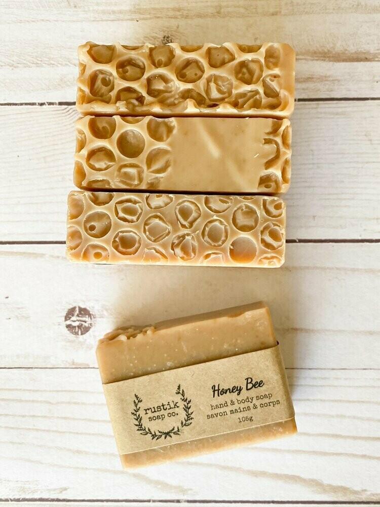 Honey Bee - Rustik Soap
