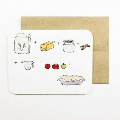 Apple Pie - Field Day Paper