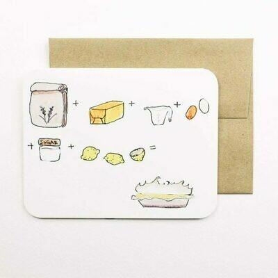 Lemon Meringue Pie - Field Day Paper