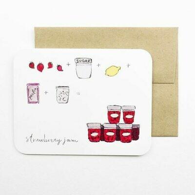 Strawberry Jam - Field Day Paper