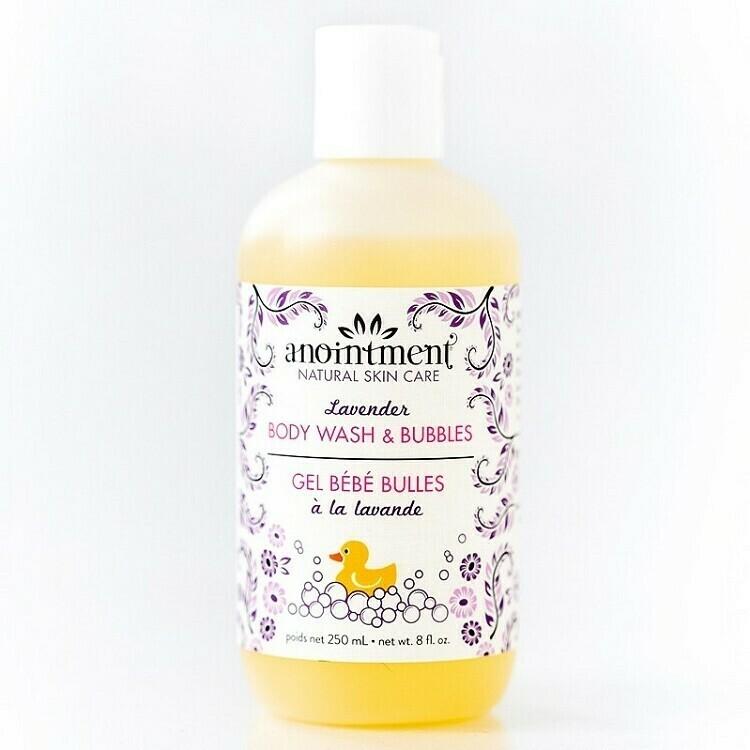 Lavender Bubble Bath - Anointment