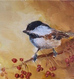 Berry Hip, Chickadee