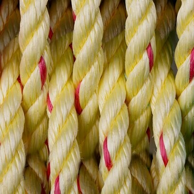 Lobster Rope Mat 18x36, Yellow - All for Knot