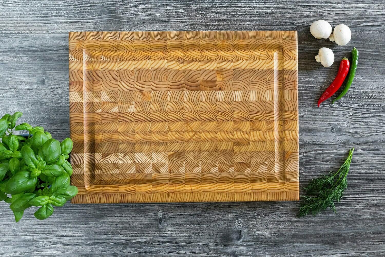 Medium Carvers' Board Larch
