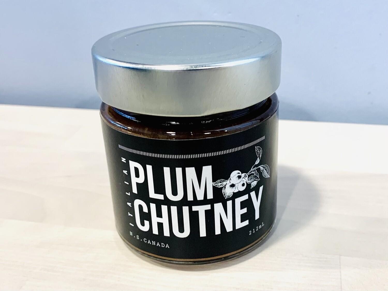 Jason's Plum Chutney