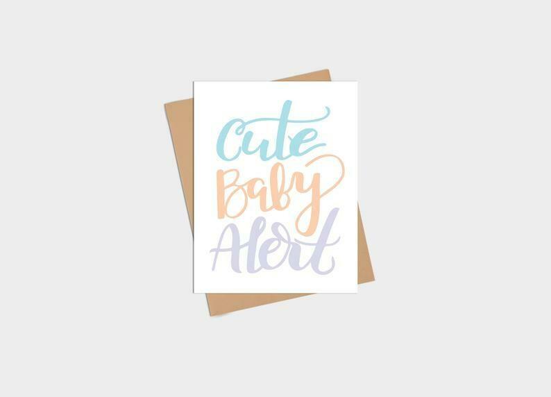 Cute Baby Alert - Kim Roach Designs