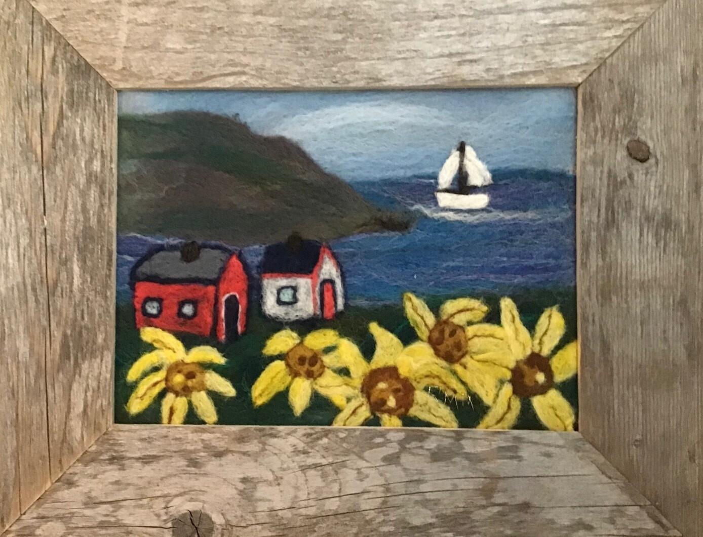 Sunflower Cove - Rose Marie MacDonald