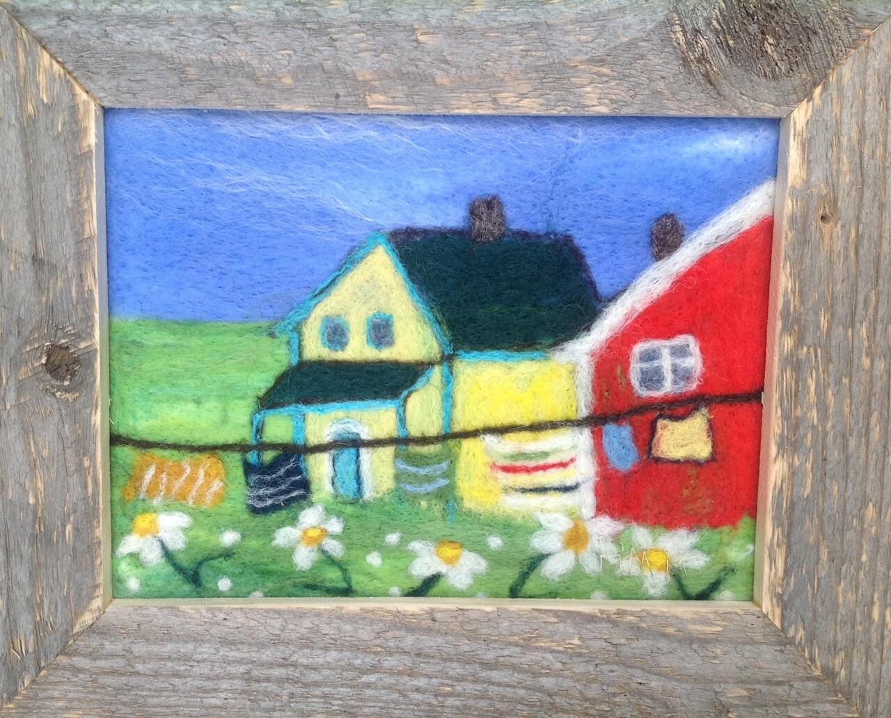 Spring Time, Rose Marie MacDonald