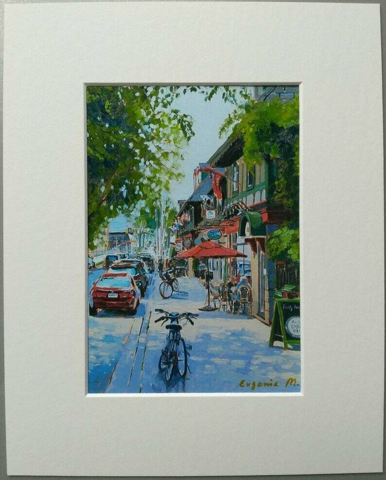 Hydrostone Market Sidewalk - Evgenia Makogon