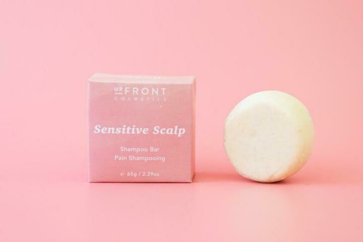 Soothing Shampoo Bar (Sensitive Scalp)
