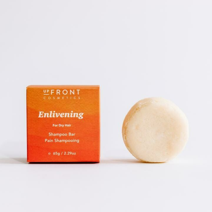 Enlivening Shampoo Bar