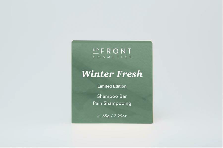 Winter Fresh Shampoo Bar