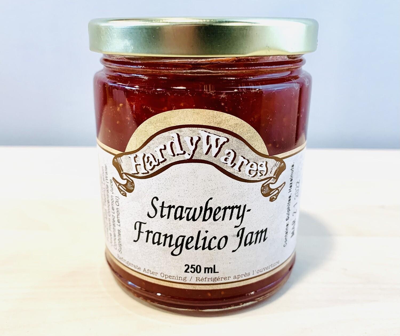HardyWares Strawberry Frangelico Jam