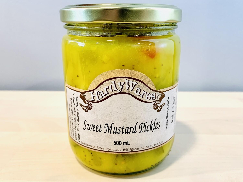 HardyWares Mustard Pickles