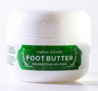 Lavender Foot Butter, 40g