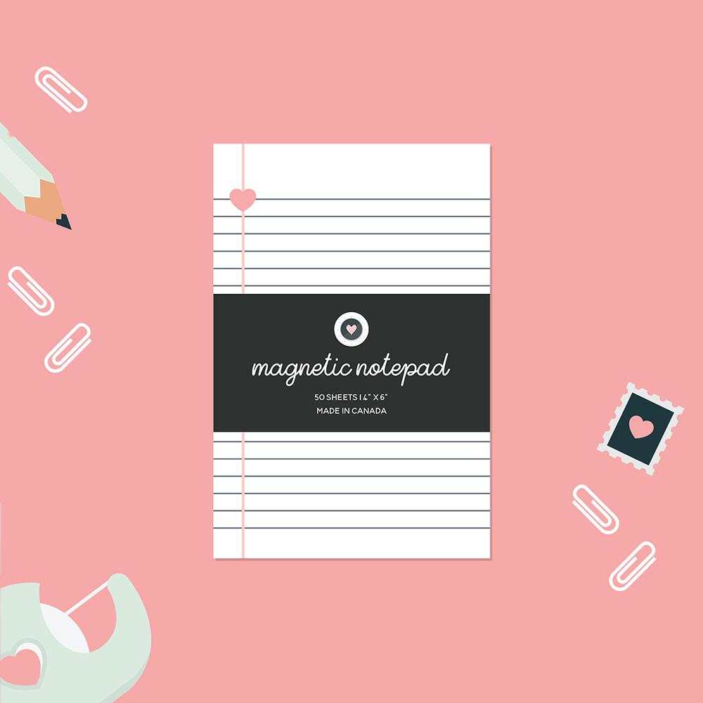 Heart-Centered Notepad